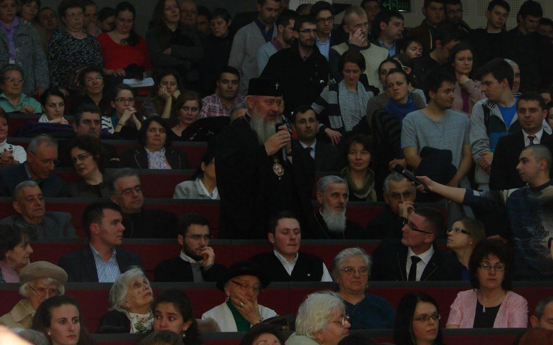 Film documentar despre Mitropolitul Bartolomeu, lansat la Cluj