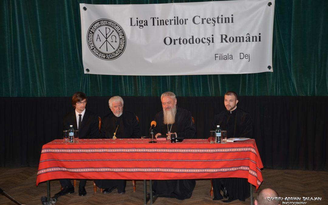 Conferință duhovnicească susținută de ÎPS Părinte Andrei, la Dej