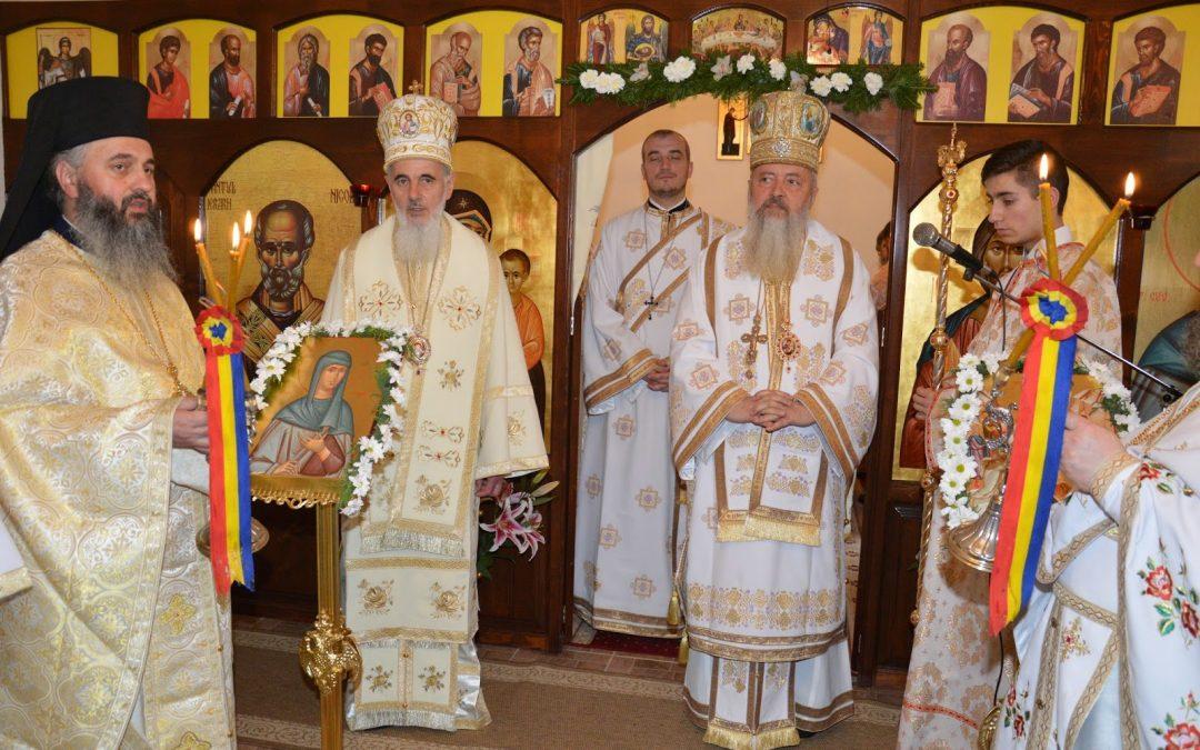 """Sărbătoare patronală la Mănăstirea """"Sf. Elisabeta"""" din Cluj-Napoca"""