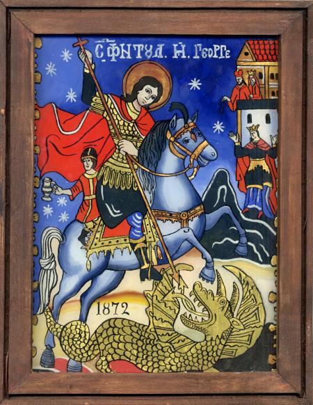 Slujiri Arhierești în Arhiepiscopia Clujului, în ziua prăznuirii Sf. Mare Mc. Gheorghe- purtătorul de biruință