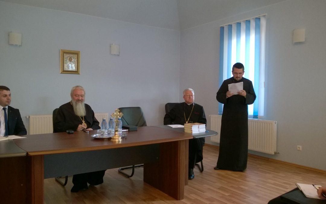 Conferințe preoțești de primăvară, în Protopopiatele Năsăud și Beclean