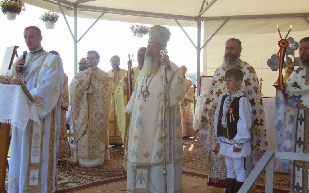 Primul hram al Mănăstirii Sf. Ap. și Ev. Ioan din Pădureni