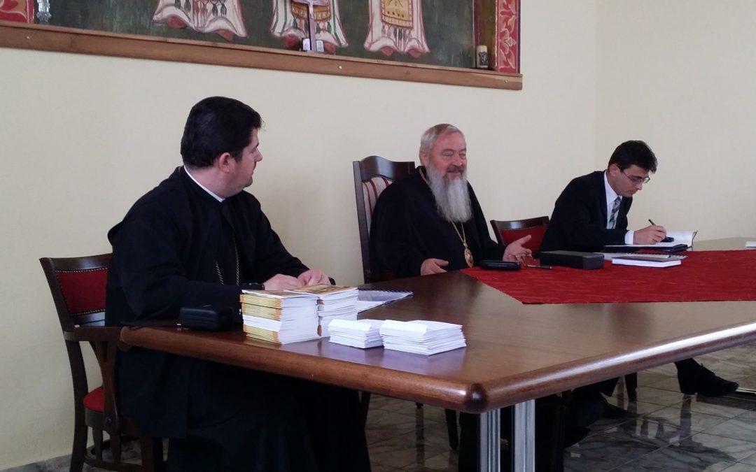Conferința preoțească de primăvară, în Protopopiatul Huedin