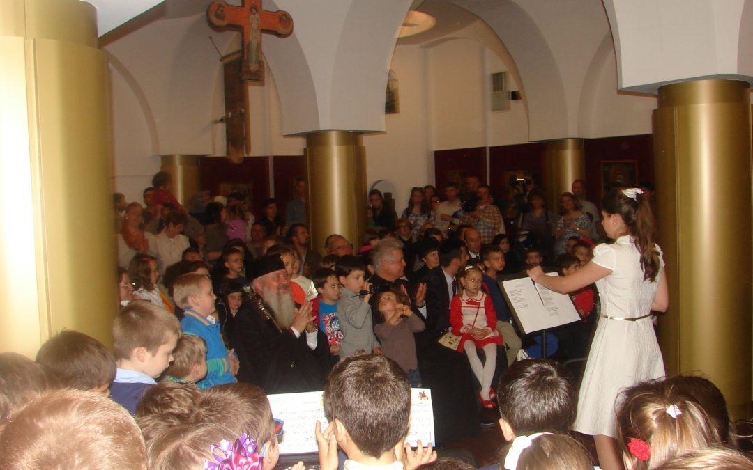Ziua Copilului, organizată de Arhiepiscopia Clujului