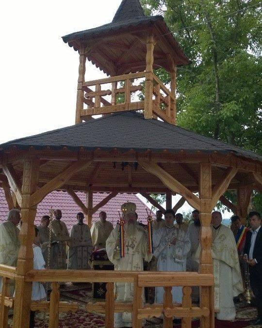Prezență arhierească în Parohia Sita, în Duminica a 5-a după Rusalii