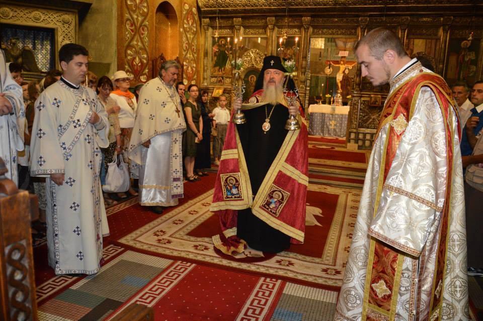 Duminica a 8-a după Rusalii la Catedrala Mitropolitană