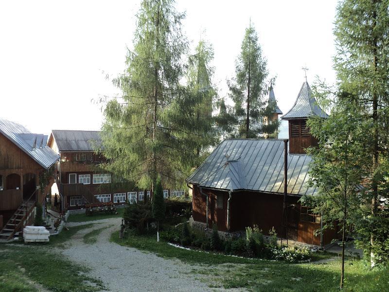 Hramul Mănăstirii Ilva Mare