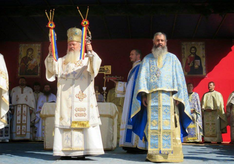 """Domnitorul Mihai Viteazul, comemorat la Mănăstirea """"Mihai Vodă"""" din Turda"""