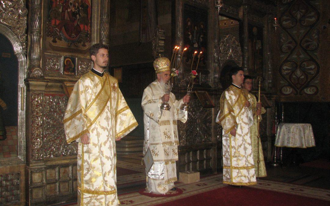 Praznicul Tăierii Capului Sf. Ioan Botezătorul, în Catedrala Mitropolitană clujeană