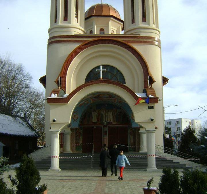 """Hramul Bisericii """"Înălțarea Sfintei Cruci"""" din Cluj-Napoca"""