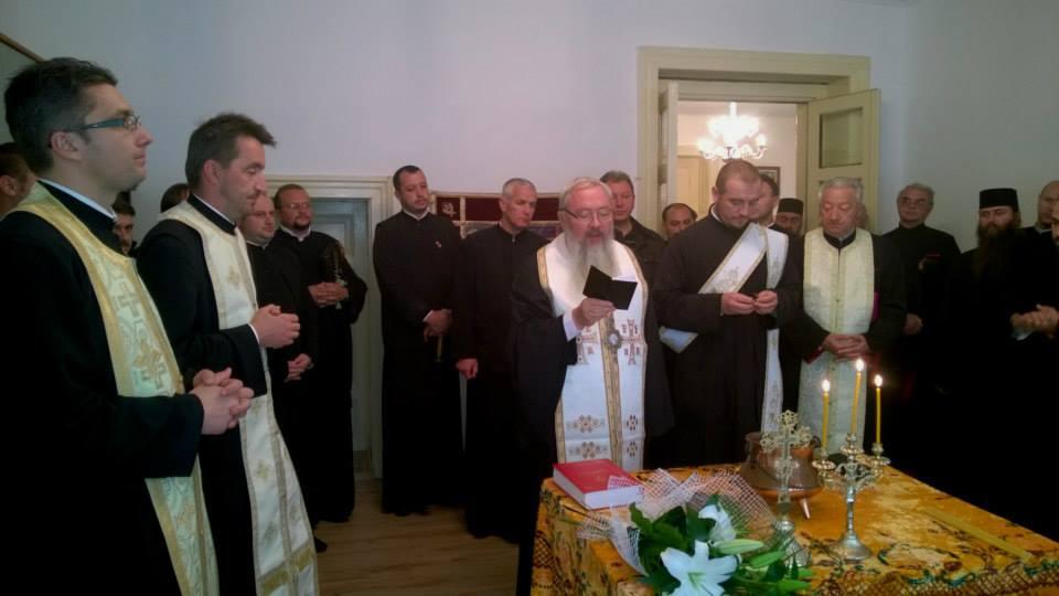 """Deschiderea Centrului Catehetic """"Miron Cristea Patriarhul"""" de la Năsăud"""