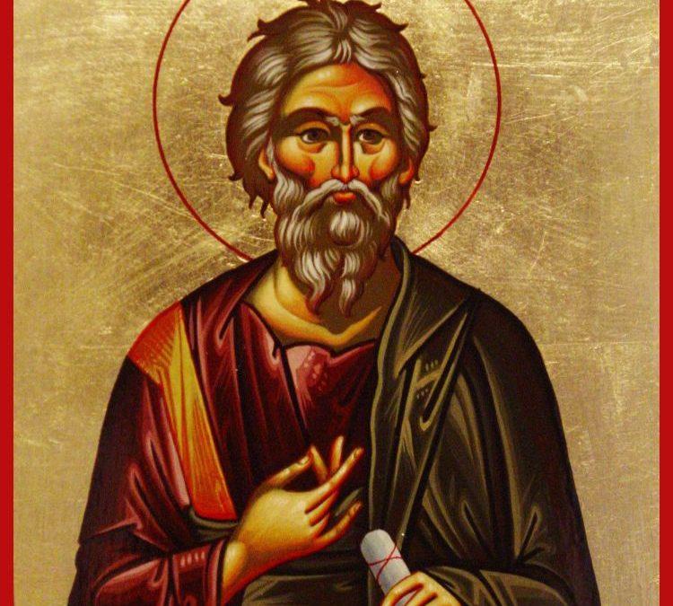Bărbăţia apostolică a celui Întâi Chemat
