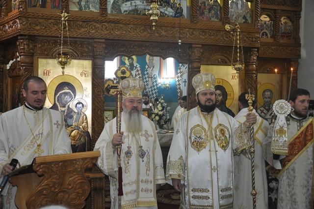Vizita Înaltpreasfințitului Părinte Andrei, la Zalău