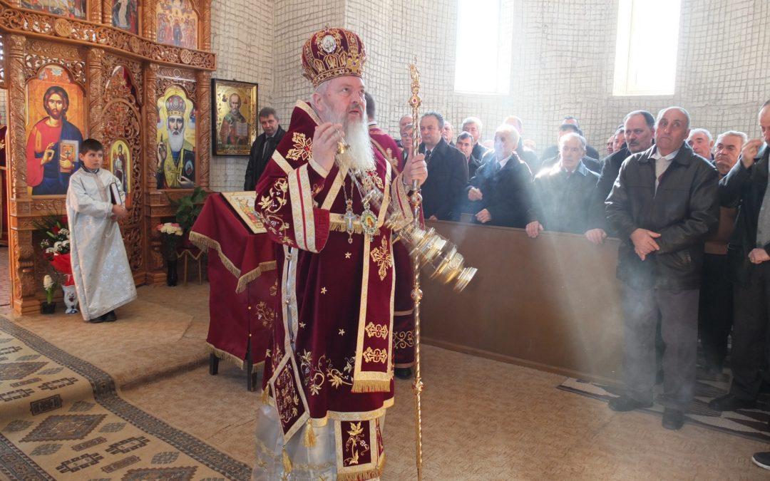 Duminica Sfântului Grigorie Palama, în Arhiepiscopia Clujului
