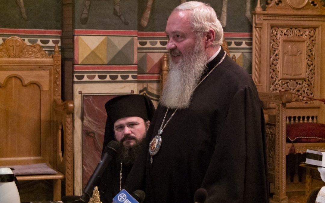 IPS Arhiepiscop și Mitropolit Andrei, invitatul Adunarii eparhiale din Germania