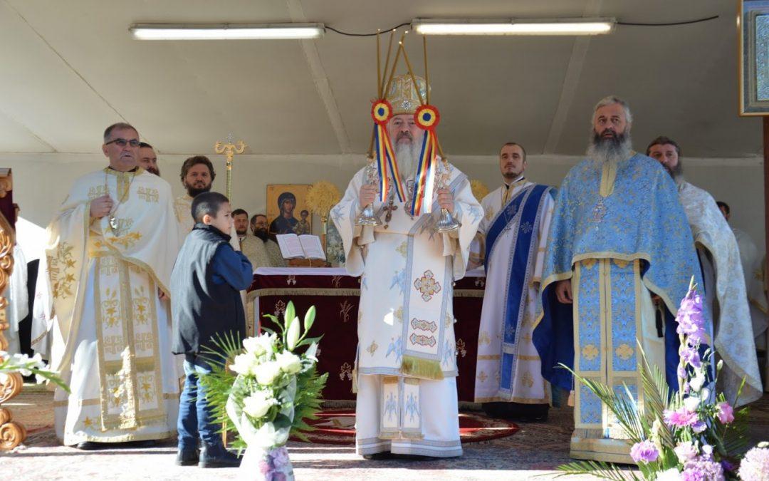ÎPS Andrei, la Mănăstirea Florești