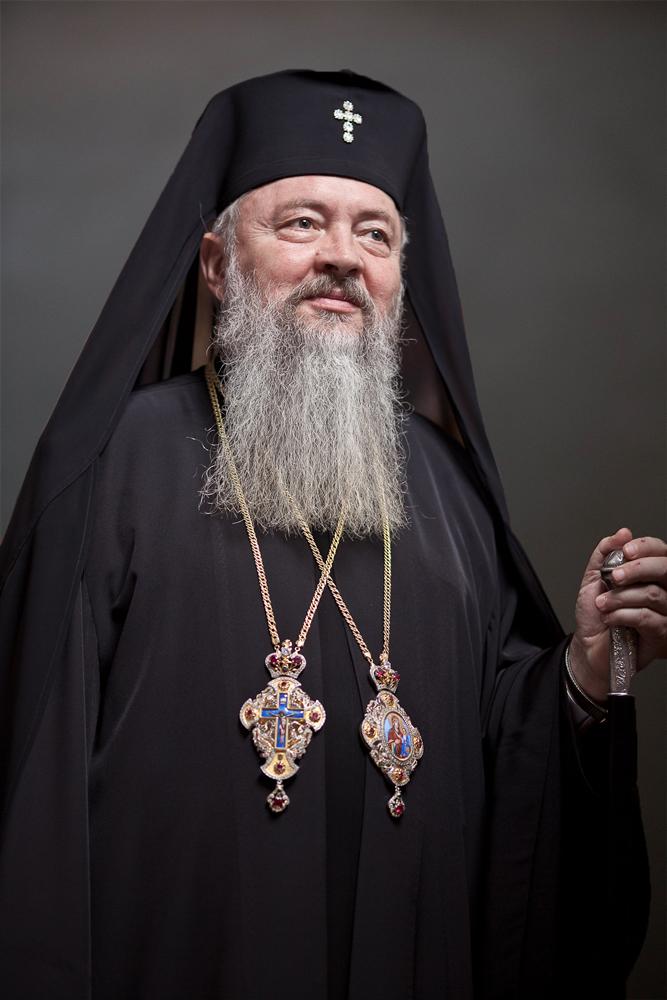 Înaltpreasfințitul Părinte Andrei, Mitropolitul Clujului