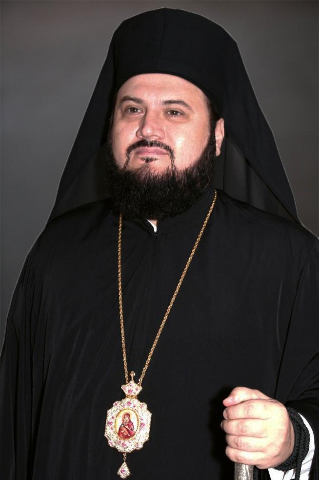 Preasfințitul Părinte Petroniu