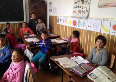 Proiect Socio – Educațional Sfânta Cuvioasa Parascheva, Suceagu