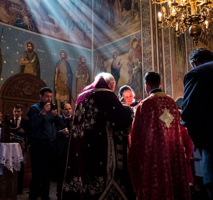 Liturghie arhierească la Șomcutu Mic