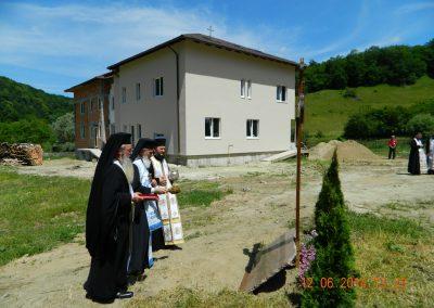 Aşezământul social Sfântul Onufrie, Florești