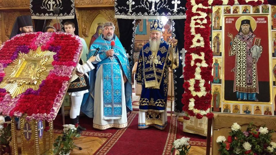 Sărbătoarea Sfântului Pahomie de la Gledin
