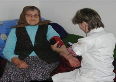 Serviciul de îngrijiri paliative la domiciliu Sfântul Nectarie, Cluj Napoca