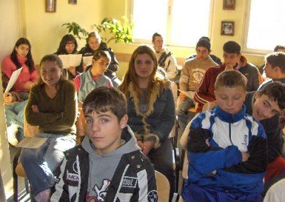 Proiectul Burse Şcolare, Cluj-Napoca