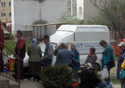Proiectul de Solidaritate Creştină, Cluj-Napoca