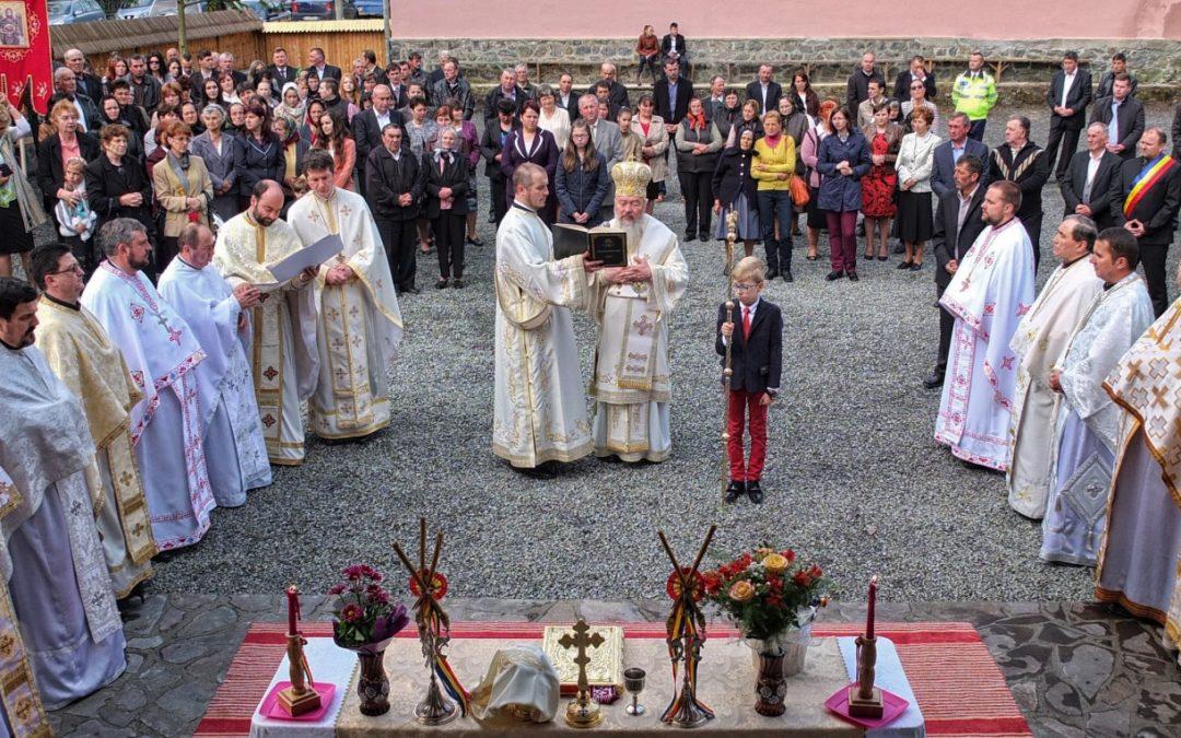 Târnosirea Bisericii din Tranișu