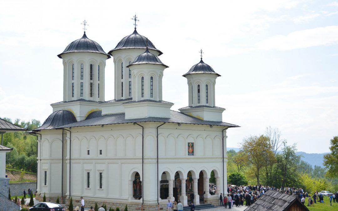 Hramul Mănăstirii Salva