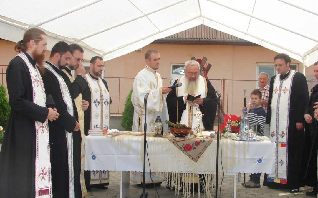 """Inaugurarea Centrului socio-educațional """"Sfântul Ioan Valahul"""" din Gilău"""