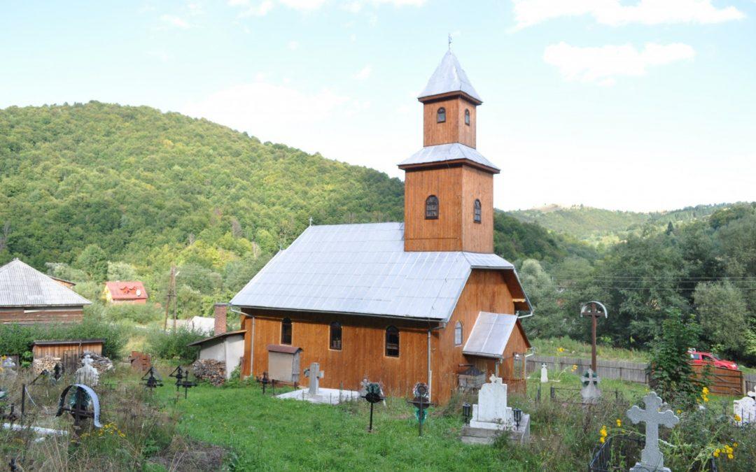 Vizită Arhierească și binecuvântarea lucrărilor, în filia Scrind Frăsinet