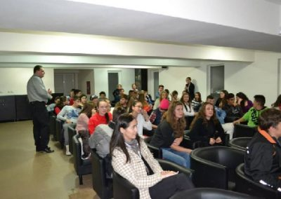 "Centrul Social, Misionar și Cultural ""Sfântul Apostol Andrei"", Beclean"