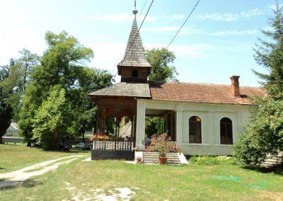 Căminul pentru Vârstnici Aurel și Dudica Milea, Mănăstirea Dobric