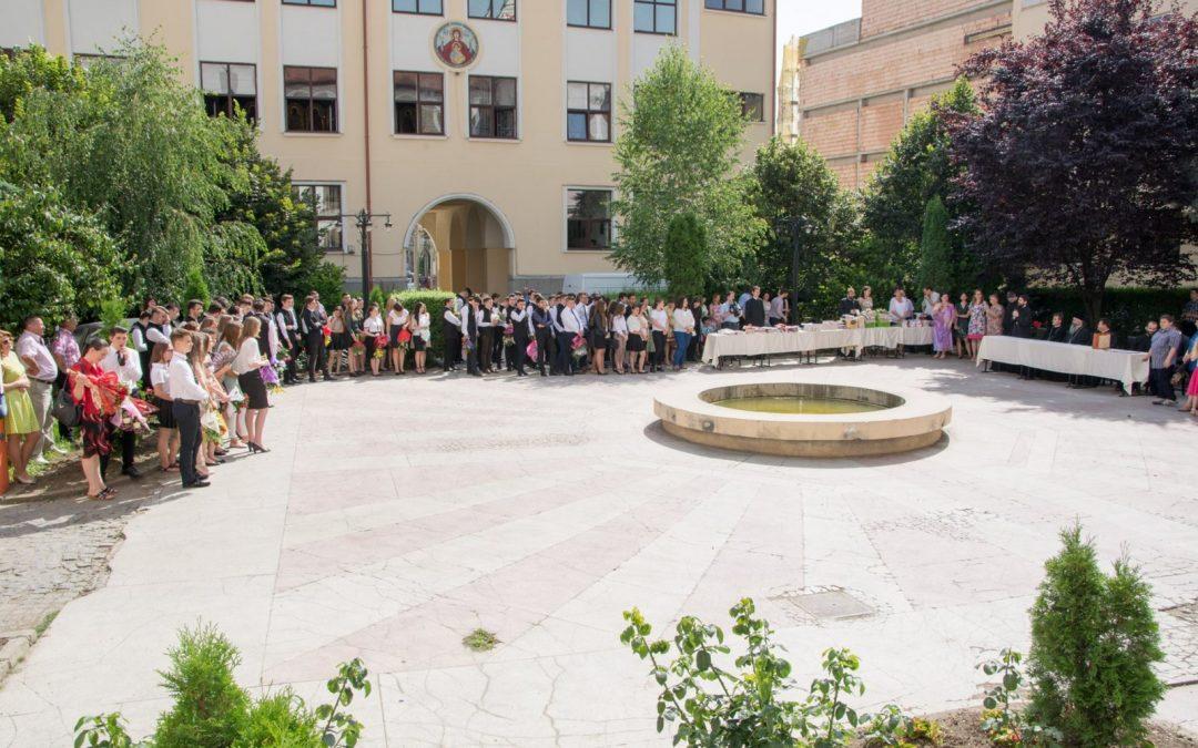 Vacanța mare, pentru elevii Seminarului Teologic Ortodox din Cluj-Napoca
