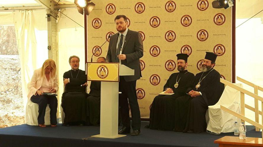 Sinodalii discută despre Diaspora Ortodoxă