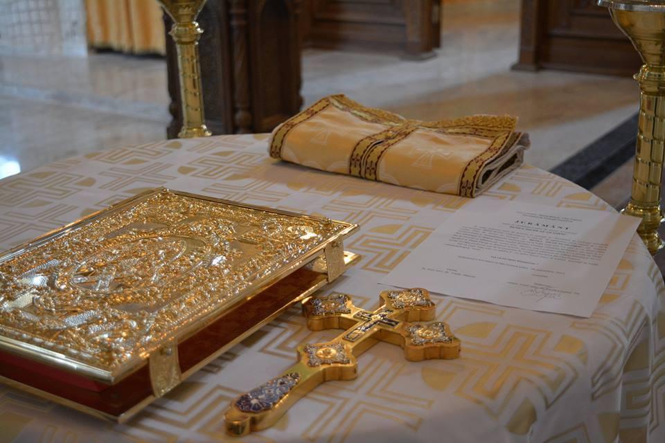 Jurământul de credință al tinerilor teologi clujeni