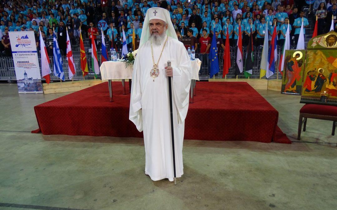 Preafericitul Părinte Patriarh Daniel aniversează împlinirea vârstei de 65 de ani