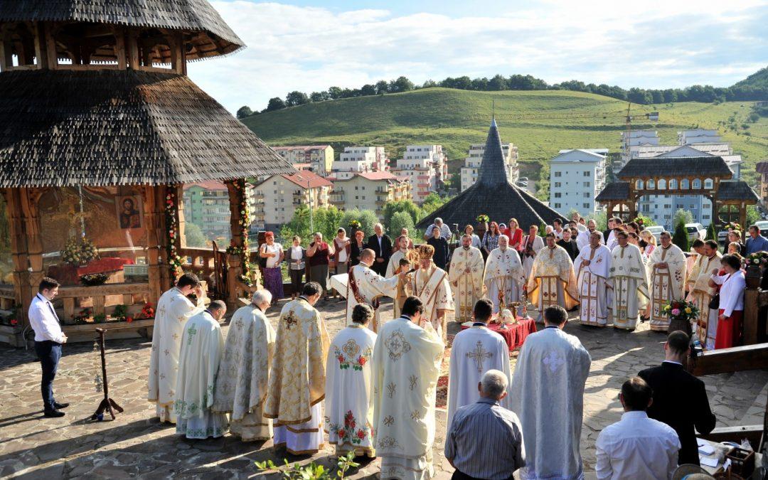 Sărbătoare aleasă la împlinirea unui deceniu, în parohia Cetatea Fetei Florești