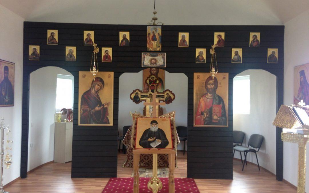 Biserica din Săvădisla – Singura din România ocrotită de Sfântul Cuvios Paisie Aghioritul