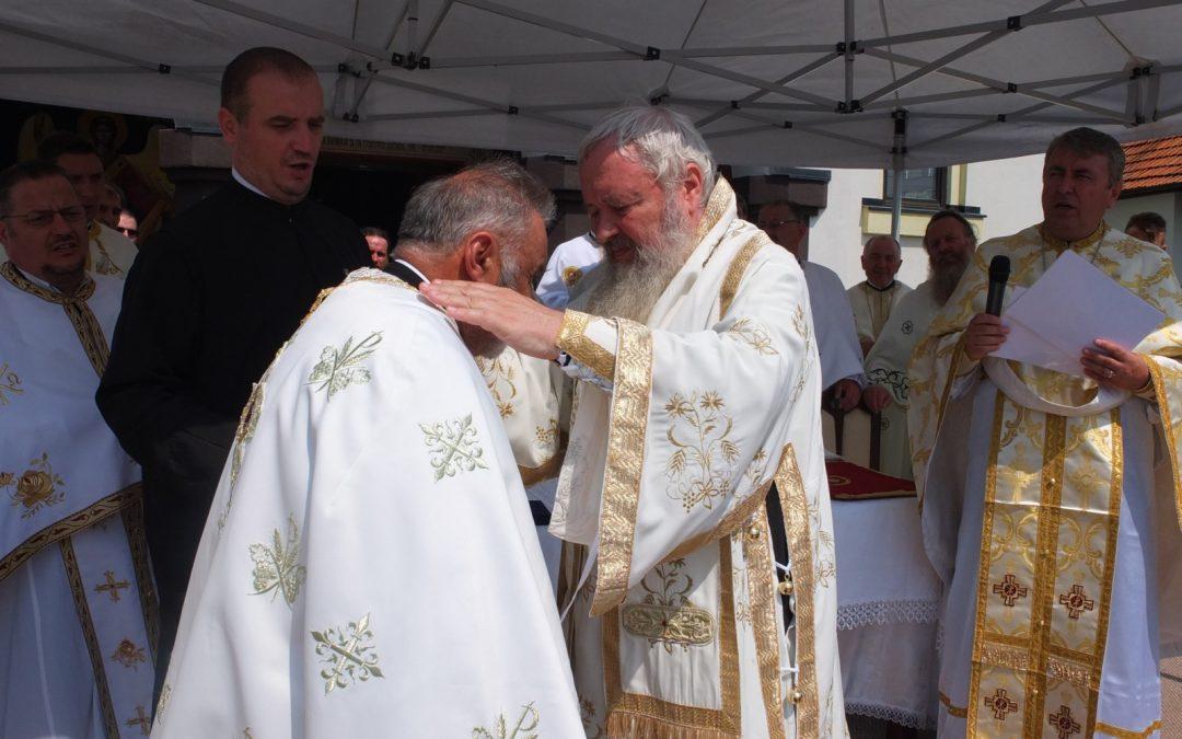 Sfințirea Bisericii din Soporu de Câmpie