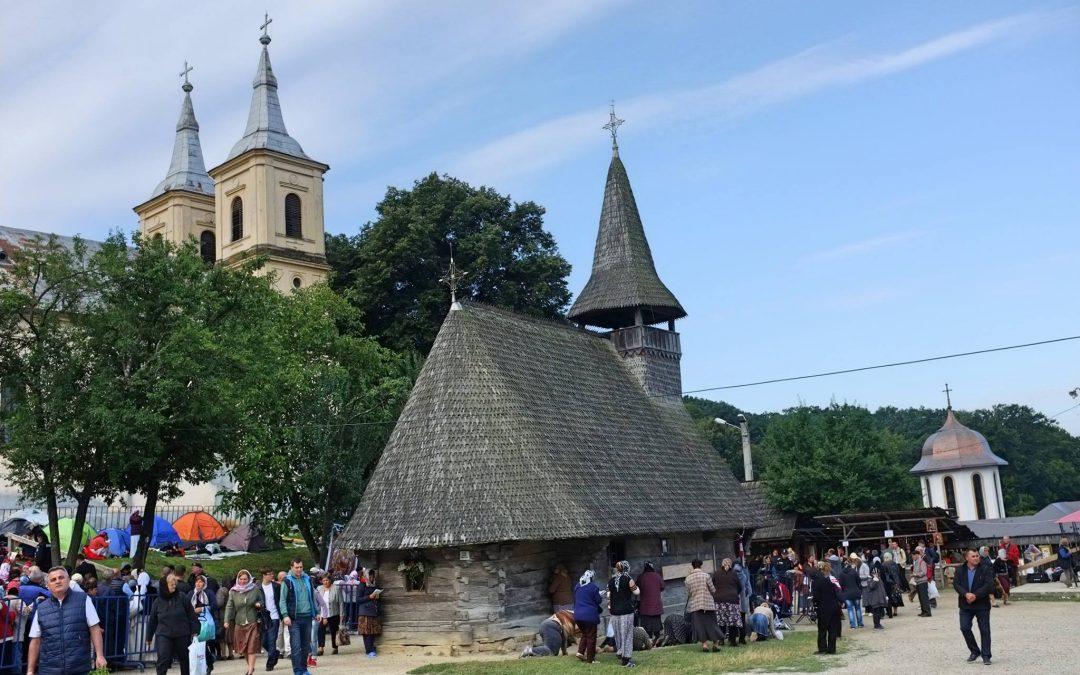 Primele zile ale pelerinajului la hramul Mănăstirii de la Nicula