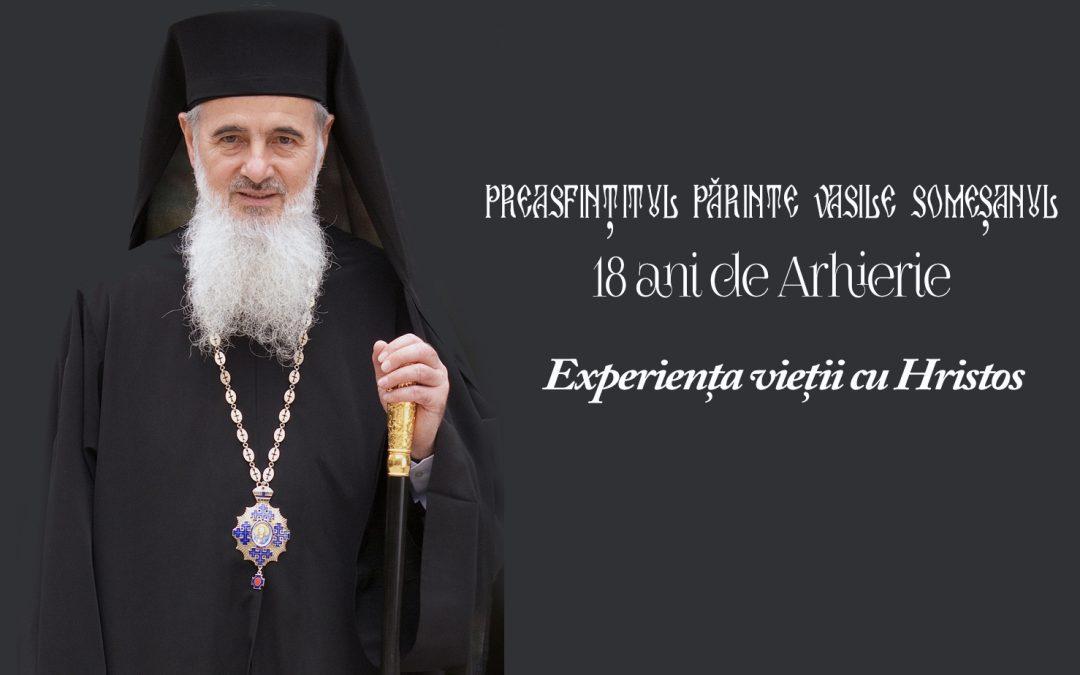 Experienţa vieţii cu Hristos, Episcopul Vasile Someșanul