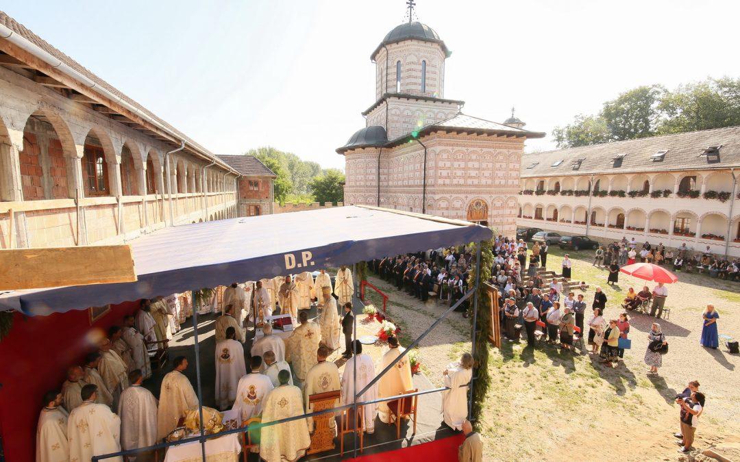 Voievodul Mihai Viteazul comemorat la Mănăstirea de la Turda