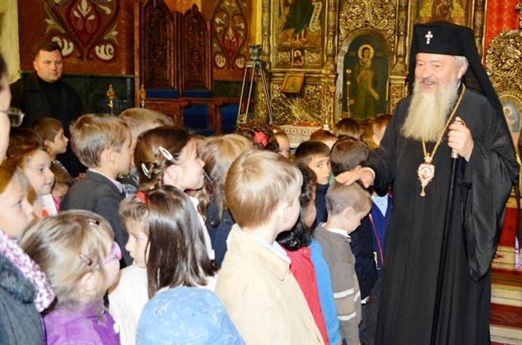 Mesaj al Înaltpreasfințitului Părinte Andrei, Mitropolitul Clujului la începerea anului școlar