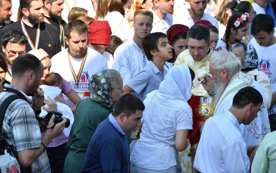 Mitropolitul Clujului la Întâlnirea Tinerilor Ortodocși din întreaga lume