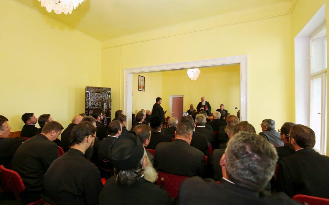 Mitropolitul Clujului la conferința preoțească de toamnă de la Turda