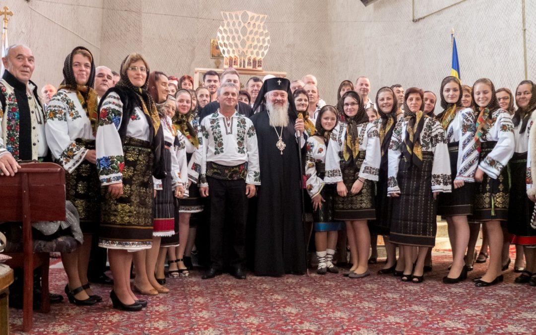 Mitropolitul Clujului, la Biserica Sfântul Ioan Botezătorul din Gherla