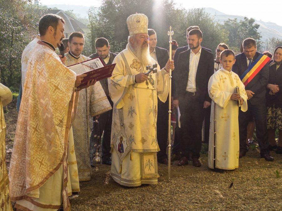 Sfințirea Bisericii din Crișeni